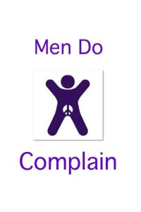 Men Do Complain
