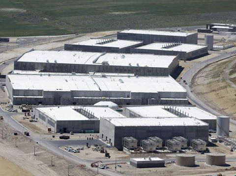 The National Security Agency's Data Farm in Utah